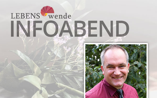 Infoabende mit Florian Krause
